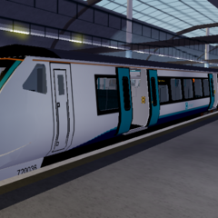 Class 720 #720036 at <a href=