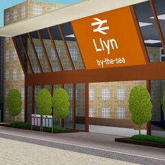 Sneak Peek of Llyn-by-the-Sea Entrance