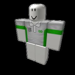 SCR QD polo shirt