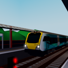 Legacy Class 331/0 number 331045 at Old <a href=