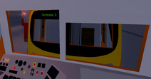 Class 185 Cab View