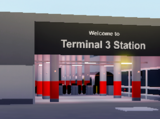 Airport Terminal 3