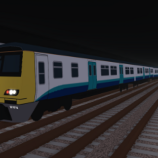 Old Class 321 livery