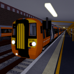 Class 387 #387266 at <a href=