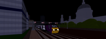 Class 43 passing Stepford Cathederal