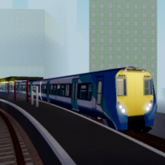 Class 458/0 at <a href=