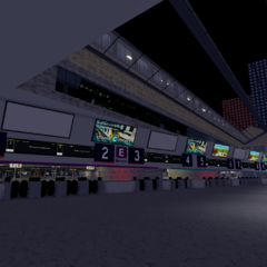 Main Concourse and the ROC above