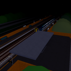 Class 158 Passing <a href=