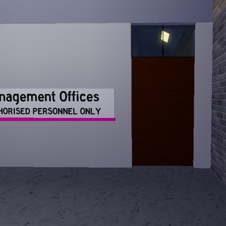 Management Offices, located opposite the south entrance of ROC. The office for OD and RD is inside.