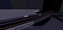 Stepford High Street Platform