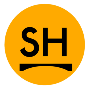 Logo of St Helen's Bridge