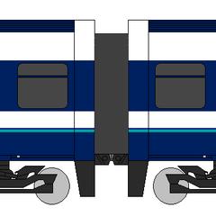 Diagram of Class 458/0