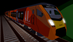 Class 755 5 million visits