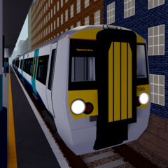 Class 377 #377280 at <a href=
