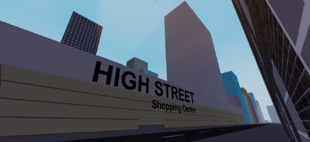 High Street Shopping Centre