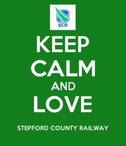 5995627 keep calm and love stepford county railway