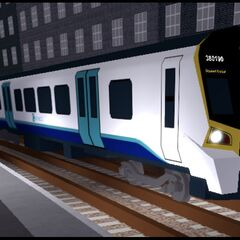 Old livery Class 380