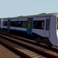 Next Generation Class 377#377219 at Angel Pass.