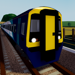Class 158 #158009 at <a href=