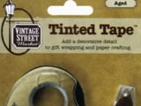 Aged Tinted Tape