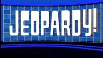 The real jeopardy waiting think music - Jeopardy warte musik-0