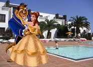 Belle and Beast Pictures 08