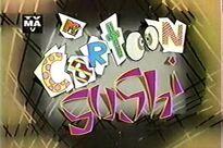 Cartoon Sushi Title Screen