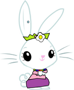 Stephenie Bunny (Anastasia Tremaine)