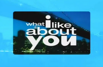 What I Like About You title card