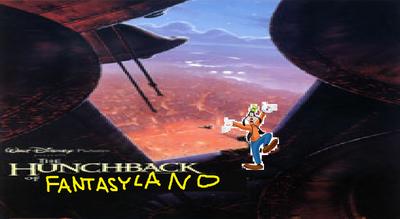 The Hunchback of Fantasyland.