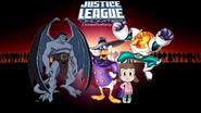 Justice League Unlimited (ChannelFiveRockz Style) Poster