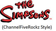 The Simpsons (ChannelFiveRockz Style)