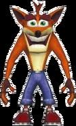 Mr CNK Crash Bandicoot