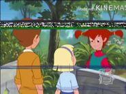 Pippi Longstocking On Toon Disney (September 2000) (Real And Rare)