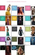 Disney Princesses (Movies236367's Version)