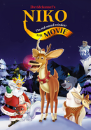 Niko the Red-Nosed Reindeer the Movie (1998) Poster