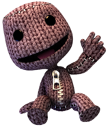 Sackboy sitting2