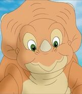 Cera in The Land Before Time 12 The Great Day of the Flyers