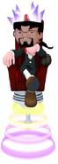 Mr. Ben Ravencroft as Specter