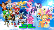 My little pony sonic heroes power hour by tmntrangertime-d5frt8b