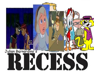 Recess.