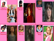 Unnofficial Disney Princesses (Movies236367's Version) Pt 5