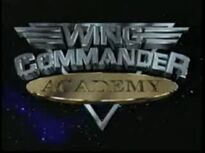 Wing Commander Academy title screen