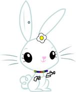 Stephenie Bunny (with a shotgun)
