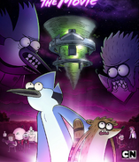 The Regular Show Movie Characters