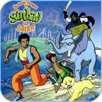 The Fantastic Voyages of Sinbad the Sailor TV Series-306235531-mmed