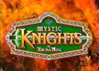 Mystic Knights logo