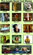 The All-Star Book Cast Meme