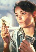Marion Ravenwood in ''Raiders of the Lost Ark'' 1981