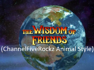 The Land Before Time 13 The Wisdom of Friends (ChannelFiveRockz Animal Style)